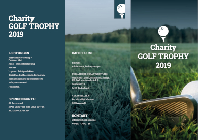 Charity Golf Trophy 2019